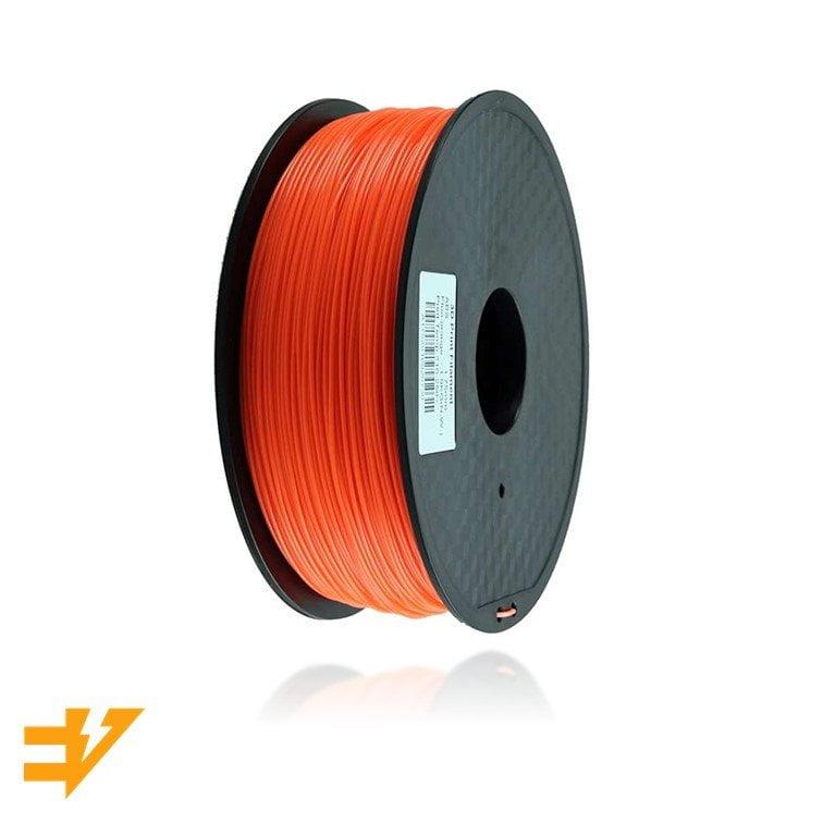 ABS 1kg laranja Fluorescente – EVOLT