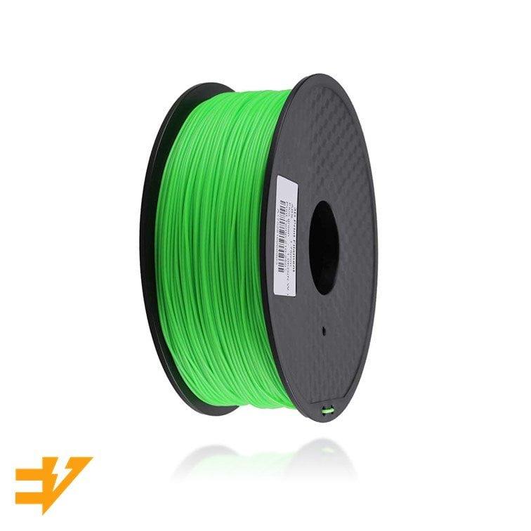ABS 1kg Verde Fluorescente – EVOLT