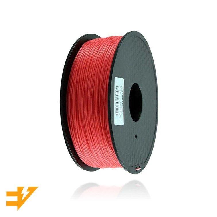 ABS 1kg Vermelho Fluorescente – EVOLT