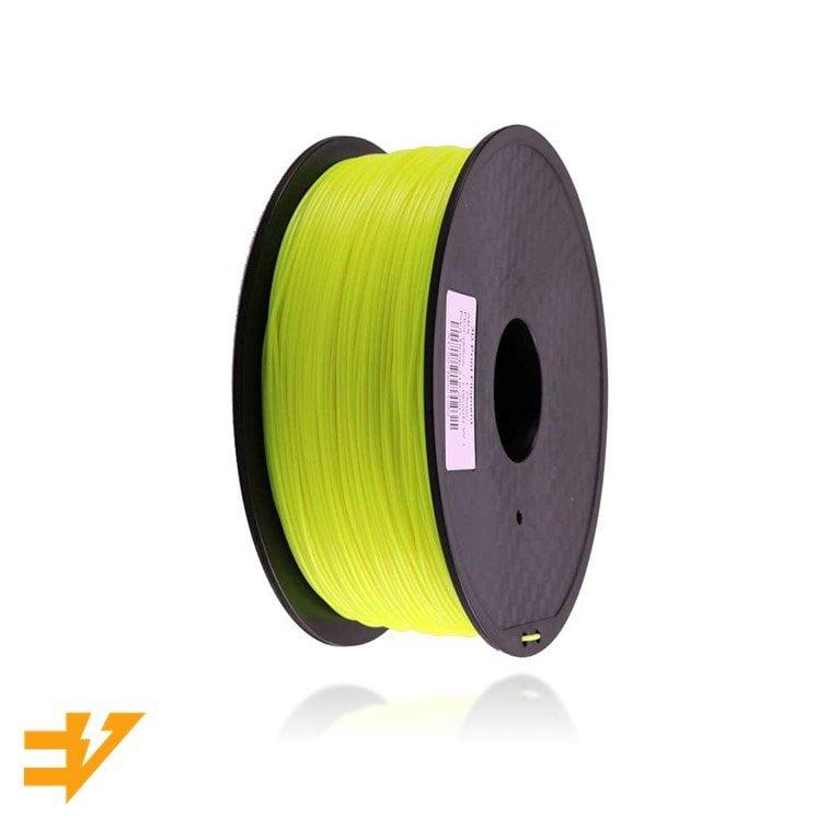 ABS 1kg Amarelo Fluorescente – EVOLT