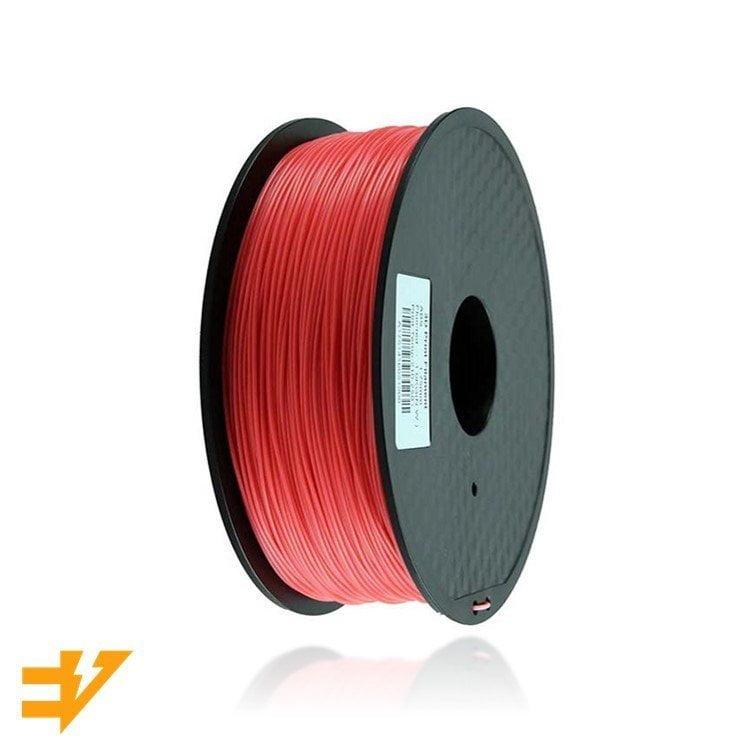 PLA 1kg Vermelho Fluorescente – EVOLT