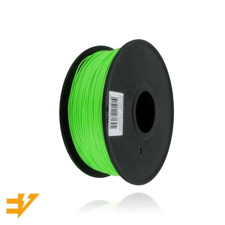 PLA 1kg Verde Fluorescente – EVOLT