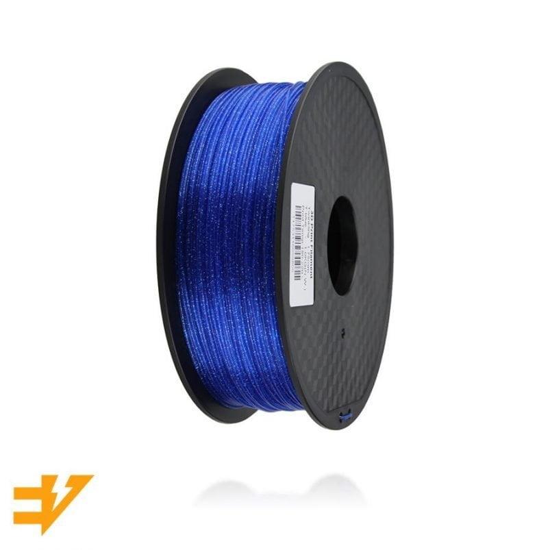 PLA Azul Brilhantes 1kg- EVOLT