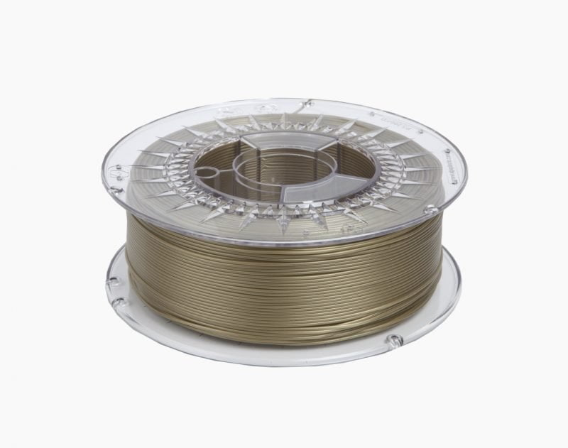 PLA 2.85 mm 1kg Vegas Gold – Alcia 3DP