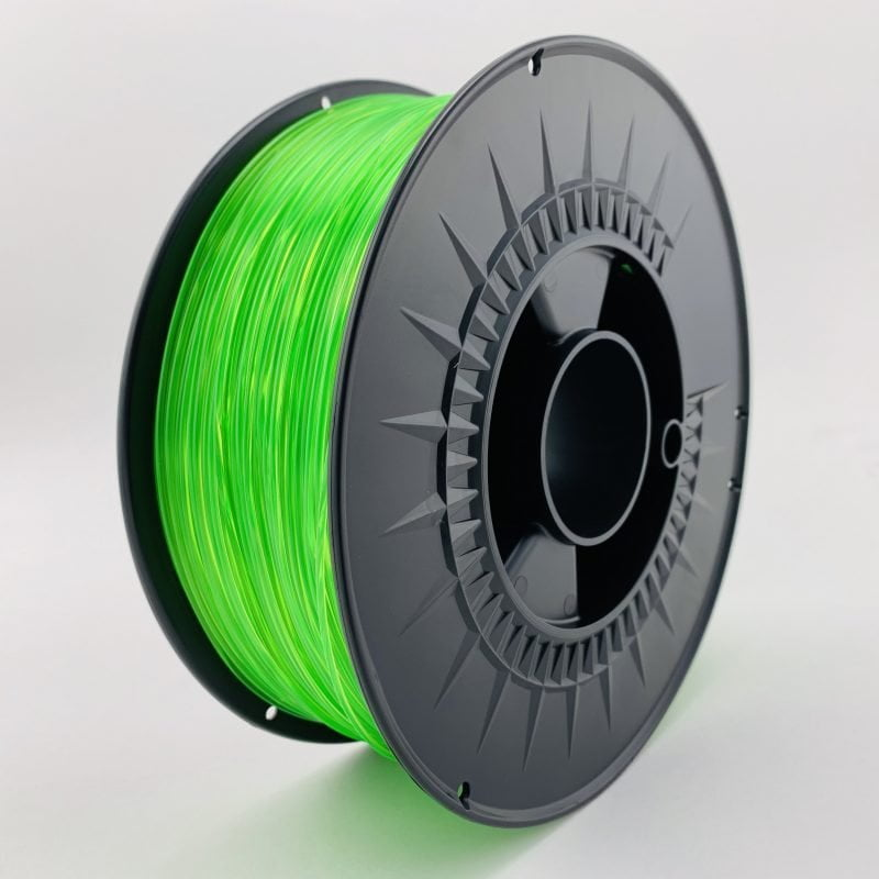 PETG 1kg Green Transparent – Alcia 3DP