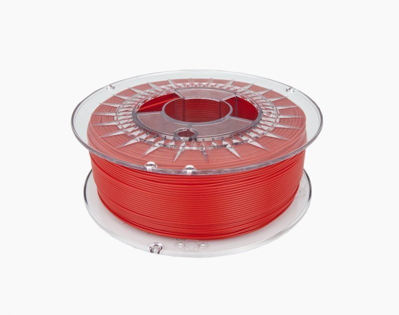 PLA 1kg Fire Red – Alcia 3DP