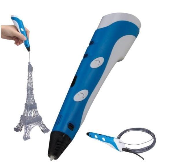 Caneta 3D para Impressão 3D Manual