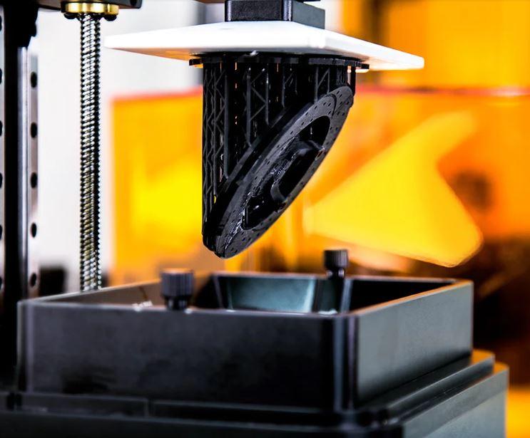 500g Resina UV Amarela para Impressoras 3D – Creality