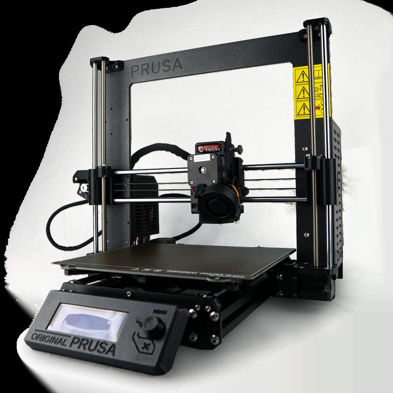 Impressora 3D - Prusa Upgraded